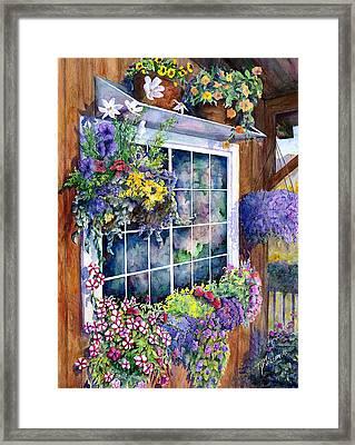 Breckenridge Reflections Framed Print