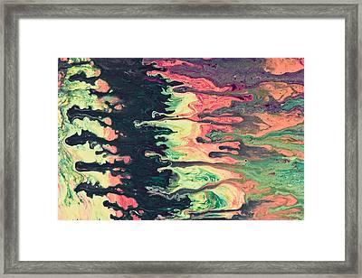Breeze Framed Print by Jacob Brewer