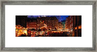 Bremen, Germany Framed Print by Panoramic Images