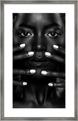 Brenda 05 Framed Print