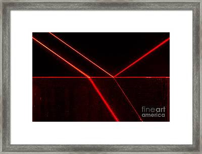 Brewster Angle Framed Print by GIPhotoStock