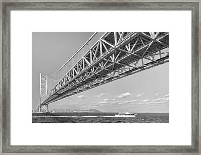 Bridge Like No Other Framed Print