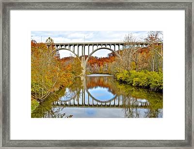 Bridge Over The River Kwai Framed Print