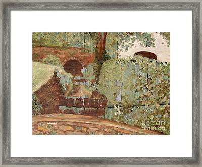 Bridge Framed Print by Patrick J Murphy
