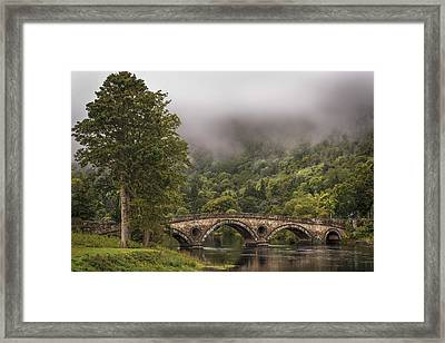 Landscape Wall Art Kenmore Bridge Framed Print