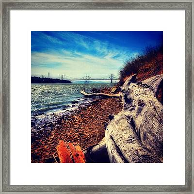 Bridgeview Framed Print