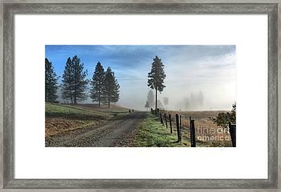 Brigadoon Framed Print