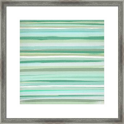 Bright And Airy Framed Print