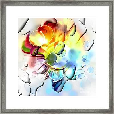 Bright By Nico Bielow Framed Print by Nico Bielow
