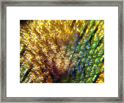 Bright Effects Framed Print