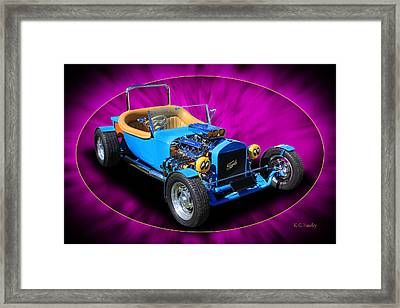 Framed Print featuring the photograph Bright Eyes by Keith Hawley