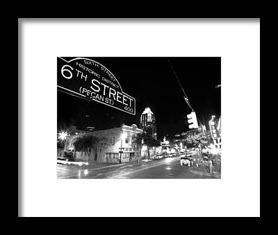 Austin Framed Prints