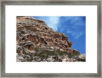 Bright Mountain Framed Print by John Rizzuto