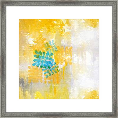 Bright Summer Framed Print