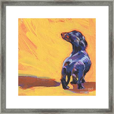 Bright Sunny Day Framed Print by Lea S