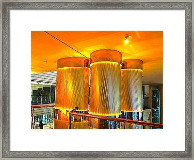 Brightness Framed Print by Roberto Galli della Loggia