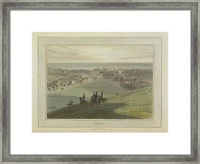 Brighton Framed Print by British Library