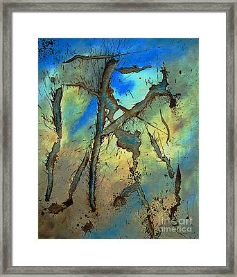 Brillig Framed Print by Stuart Engel