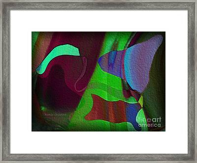 Brio Framed Print by Kathie Chicoine
