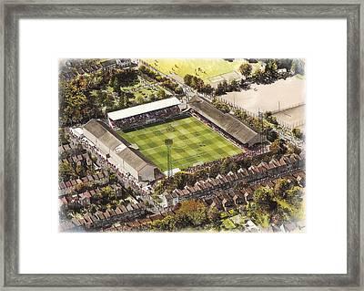 Brisbane Road - Leyton Orient Framed Print