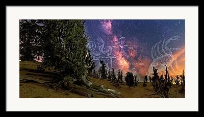 Ngc 6611 Framed Prints