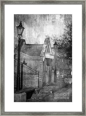 Bristol Docks Station Framed Print by Brian Roscorla
