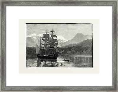 British Columbia, Port Moody Framed Print