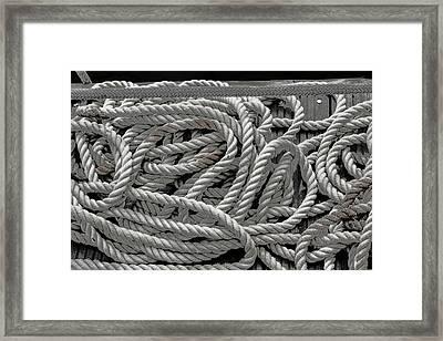 British Virgin Islands Framed Print