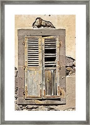 Broken Dreams Framed Print by Georgia Fowler
