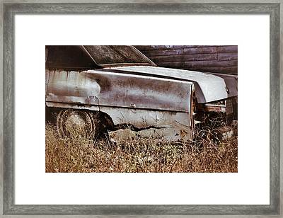 Broken Dreams Framed Print by John Adams