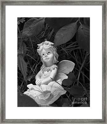 Broken Dreams Framed Print