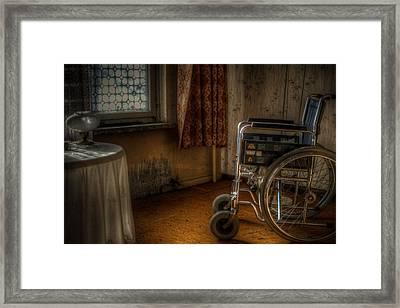Broken Dreams Framed Print by Nathan Wright