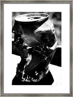 Broken Empty Framed Print