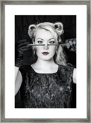 Broken Framed Print by Joana Kruse