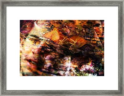Broken Love Framed Print
