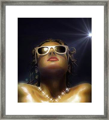 Bronze Beauty - Featured In Comfortable Art Group Framed Print by EricaMaxine  Price