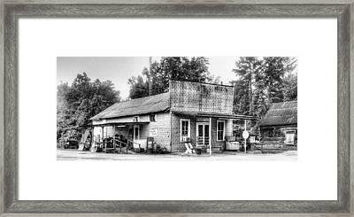 Brooklyn Alabama Framed Print by JC Findley