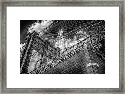 Brooklyn's Finest Framed Print