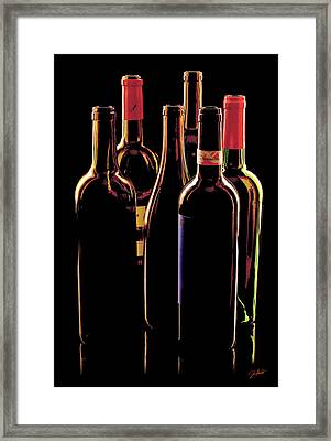 Brothers Framed Print by Jon Neidert
