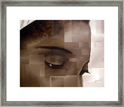 Brown Sugar Framed Print by Laurend Doumba