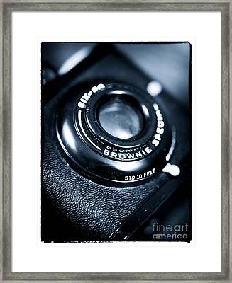 Brownie Special Framed Print by John Rizzuto
