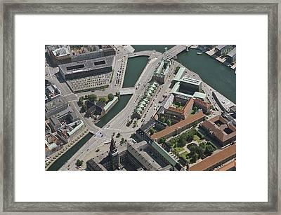 Børsen, Copenhagen Framed Print