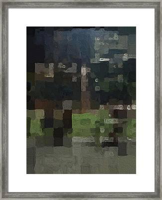 Bryant Park Framed Print