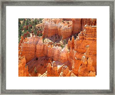 Bryce Canyon 138 Framed Print