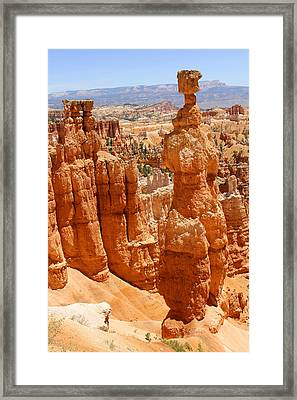 Bryce Canyon 2 Framed Print by Mike McGlothlen
