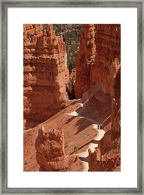 Bryce Canyon National Park Framed Print by Peter Menzel