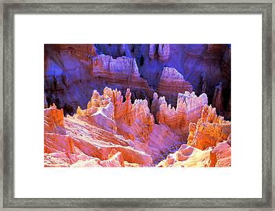 Bryce Canyon Framed Print