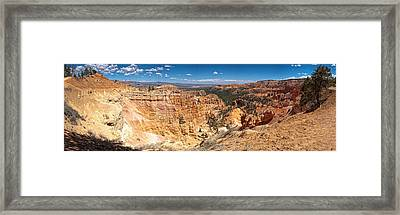 Bryce Canyon - Utah Framed Print by Andreas Freund
