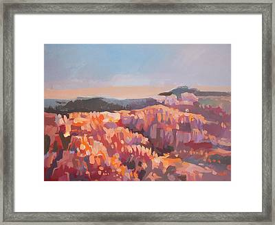 Bryce Canyon - Utah Framed Print by Filip Mihail