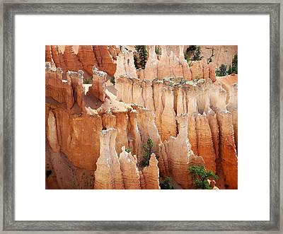 Bryce Framed Print